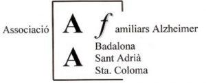 Associació de Familiars de Malalts d'Alzheimer de Badalona, Sant Adrià i Santa Coloma logo