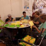 Elaboran el guarniment del carrer Salvador