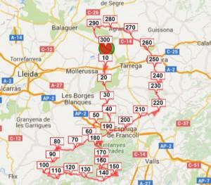 300 mapa
