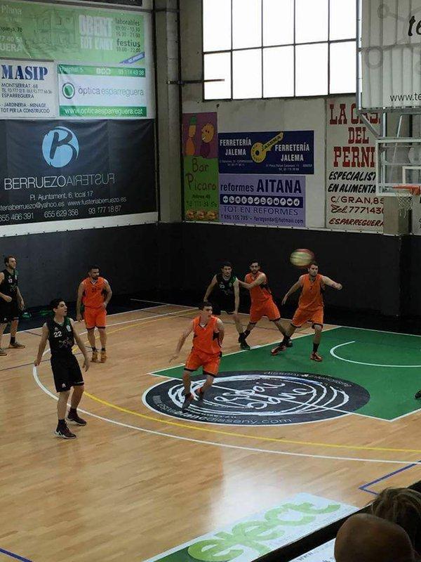 CB Esparreguera - AB Vendrell
