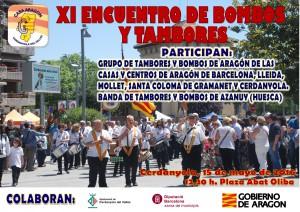XI ENCUENTRO TAMBORES Y BOMBOS- 2016 - 2