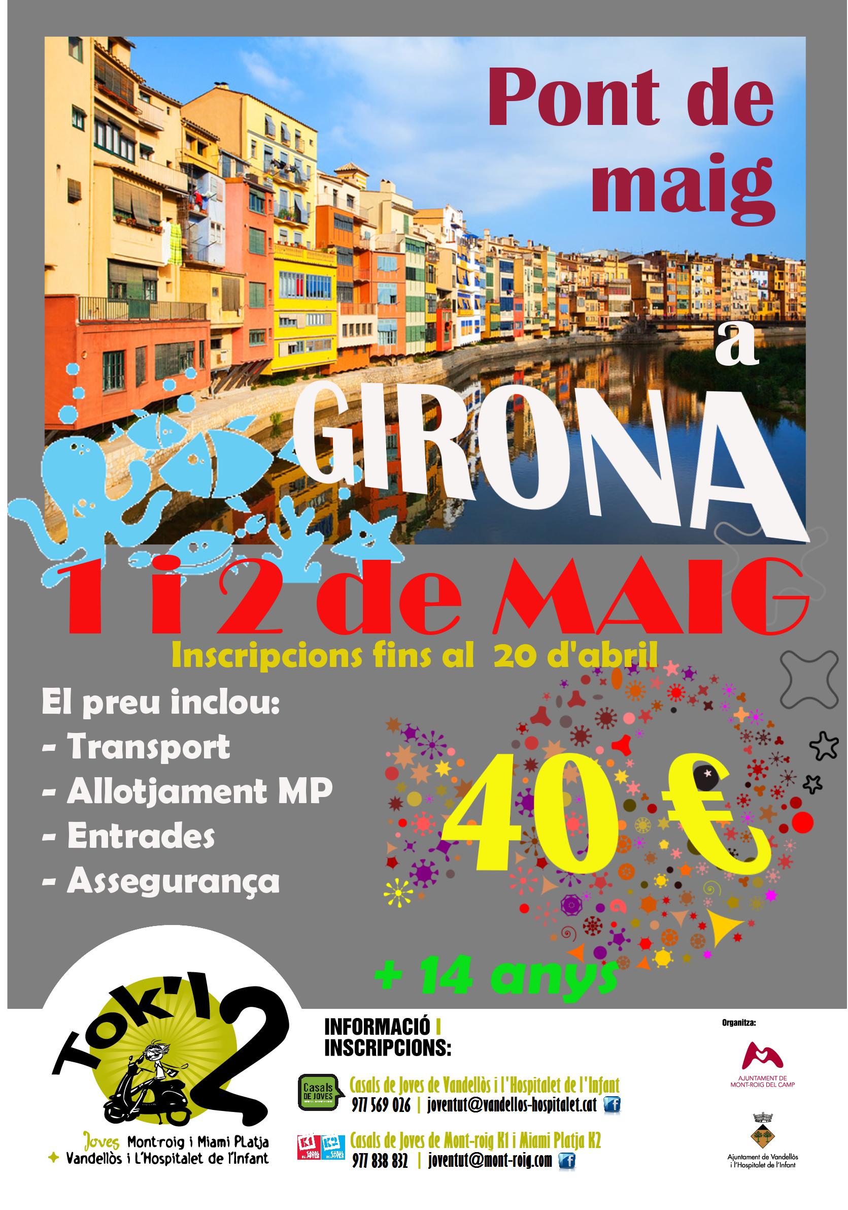 Sortida Girona