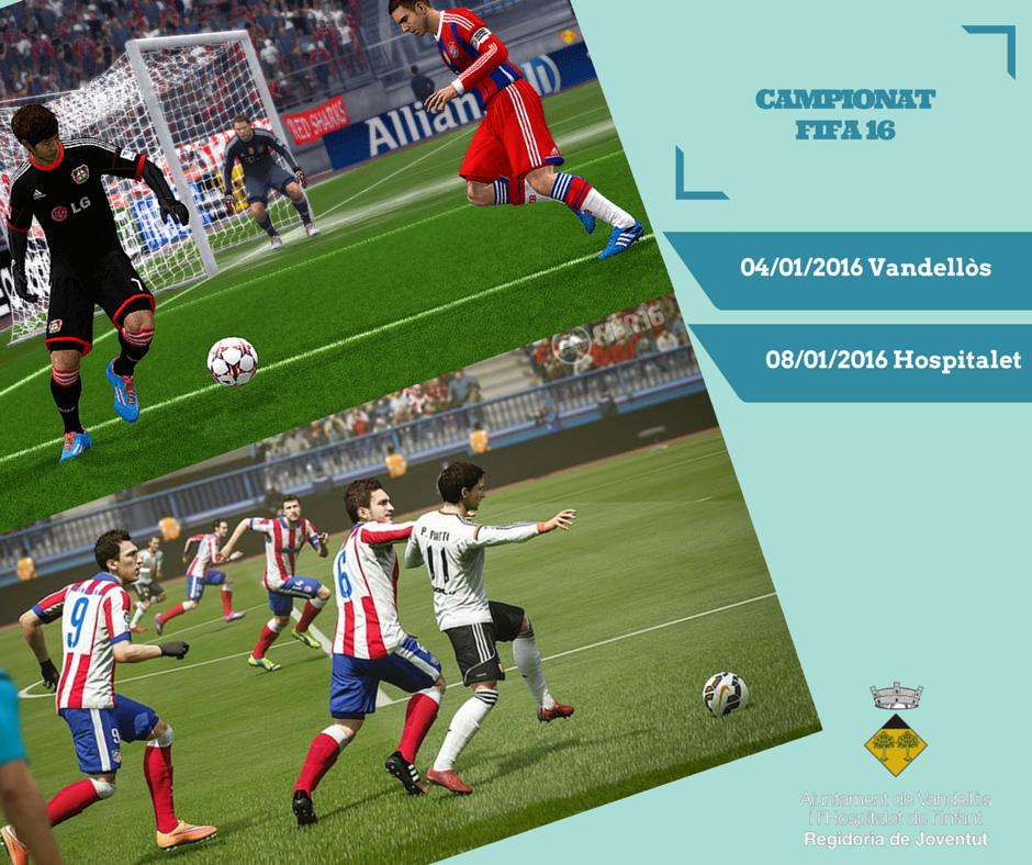 CAMPIONAT FIFA 16