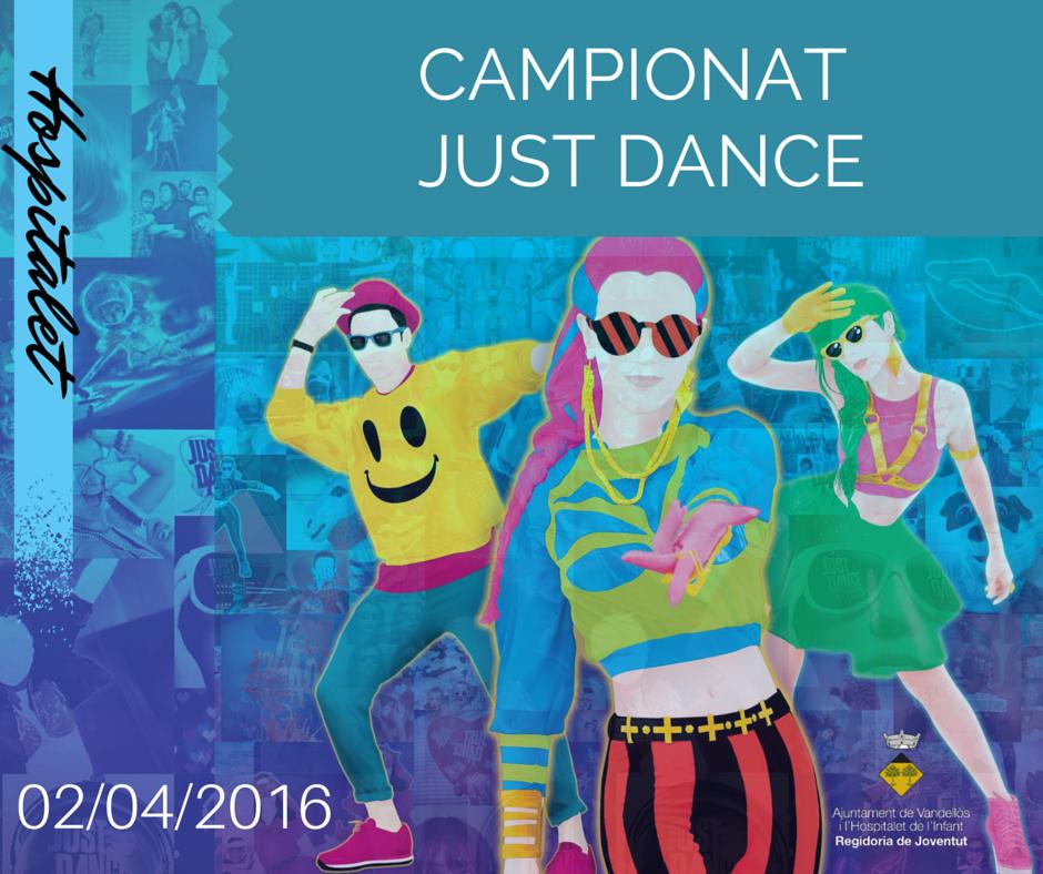 CAMPIONAT JUST DANCE