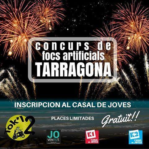 Concurs de focs artificials de Tarragona