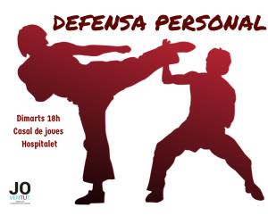 Defensa personal - CJH