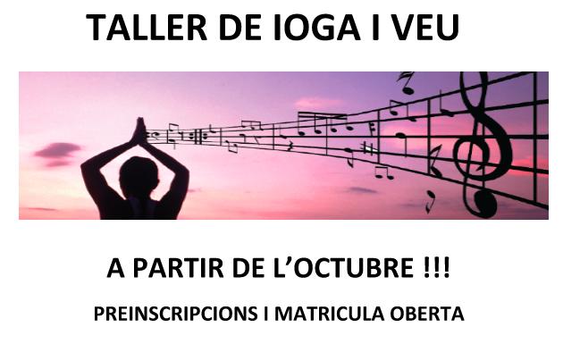 ioga i veu