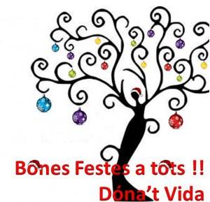 Bones Festes a tots !!