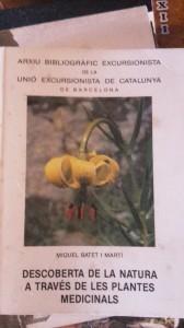 Genial manual de rutes botàniques pel pais