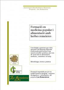 Curs en formació de medicina popular amb herbes remeieres-p