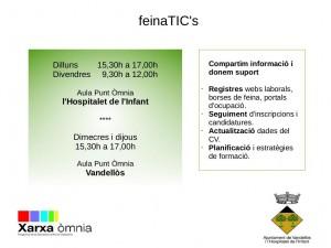 cartell-feinaTIC's