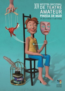 Cartell Mostra Pineda 2016