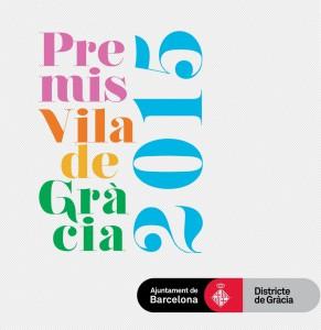 Cartell Premis Vila de Gràcia 2015