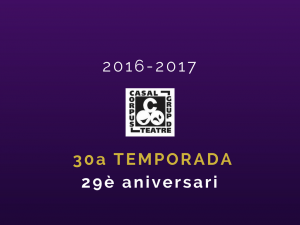 Portada dossier temporada 2016-2017