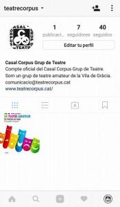 Foto Instagram Corpus